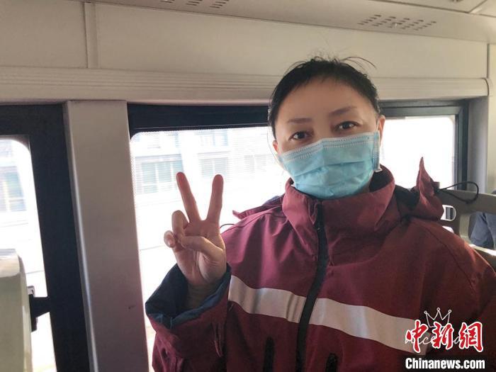赵阳 吉林市中心医院供图 摄